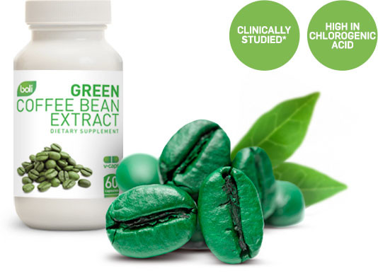 Green Coffee Bean Extractnutra Business